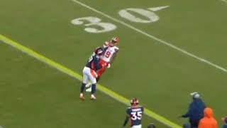 Jamar Taylor Ejected For Punching | Browns vs. Broncos | NFL