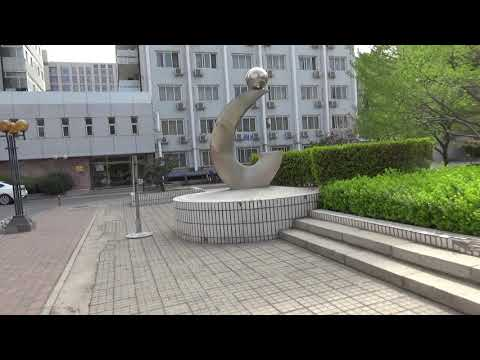 Beijing Language And Culture University Campus Tour