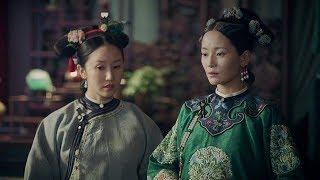 《延禧攻略》纯贵妃被打入冷宫,被害前告诉璎珞至关重要的秘密.mp3