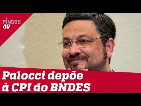 Palocci revela esquema do PT no BNDES