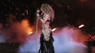 2018 08 14 Shakira - Whenever, Wherever
