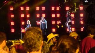 Rascal Flatts Payback (CMA Fest 2014) (New Single)