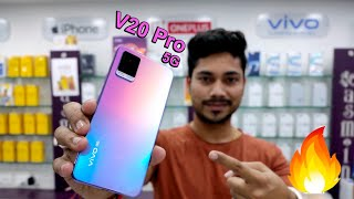 Vivo V20 Pro 5G Unboxing & First Impression | Price In India