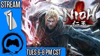 NIOH Part 1 - THE DRINKING GAME - Stream Four Star