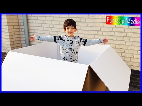 Thumbnail: Learn English for Children, Toddlers and Babies | Learning Prepositions with The Box for Kids