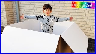 Learning Prepositions with The Box for Kids
