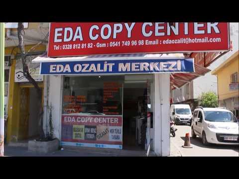 Osmaniye Eda Dijital Baskı Merkezi Firma Tanıtım Videosu | RehberOsmaniye.com