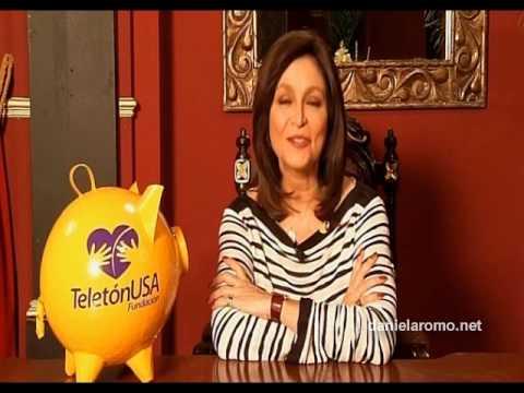 Daniela Romo | Teletón USA