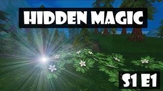 Hidden Magic #01 [SSO Story]