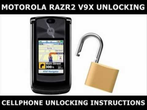 DOWNLOAD DRIVER: MOTOROLA RAZR2 V9X