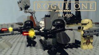 LEGO Star Wars Rogue One:  Battle on Scarif