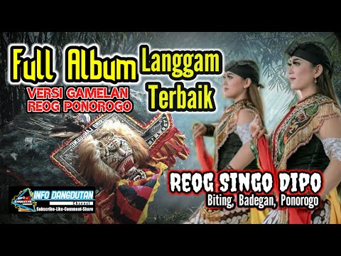 full-album-langgam-campursari-gamelan-reog-ponorogo-  -reog-singo-dipo
