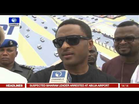 Obinao Flags Off Anambra Ultramodern Abattoir Complex 09/11/15