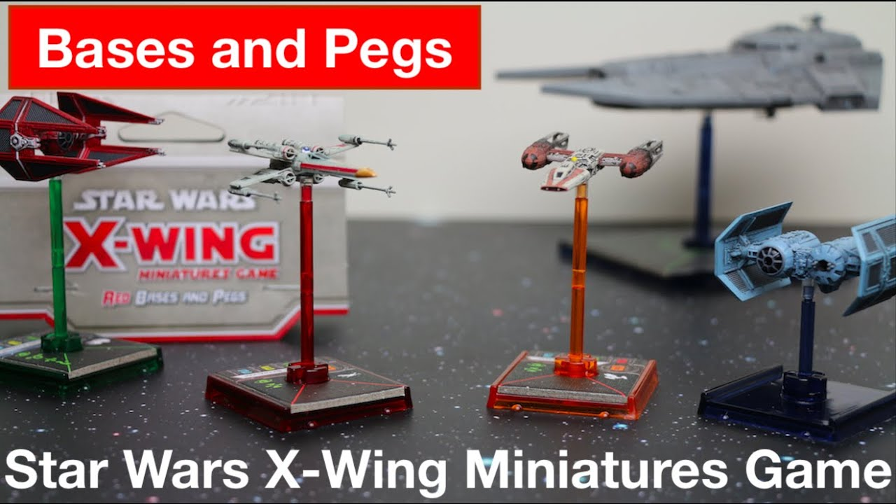 Amazon. Com: star wars x-wing miniatures game core set: fantasyflightgames:. I think the ingenious thing about the system is that you can buy each piece.