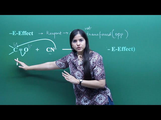Electromeric Effect, Important Formulas for NEET & AIIMS Chemistry | Misostudy