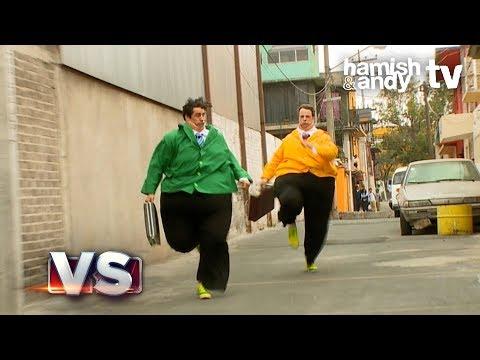 Hamish VS Andy | Corporate Fat Cat Racing