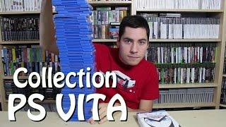 Ma collection de 56 jeux PS VITA