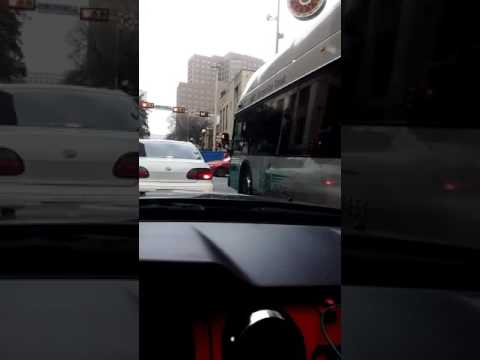Via road rage Via commerce downtown San Antonio