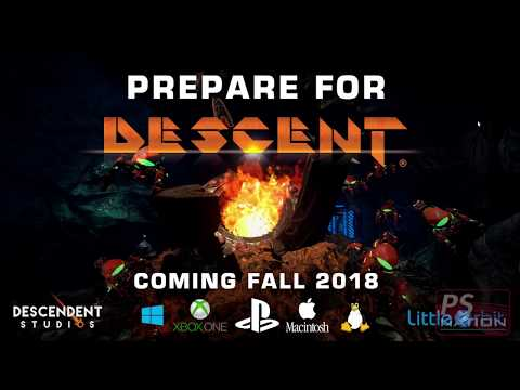 Descent PS Nation Hands-On at E3 2018 Mp3