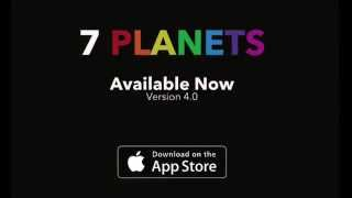 7 Planets - Logic Board Game