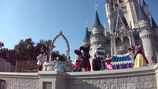 Dreams Come True / Dream Along With Mickey Show in Magic Kingdom
