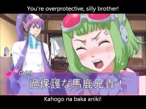 【GUMI & Gakupo】- Aniimo 【English Subs】