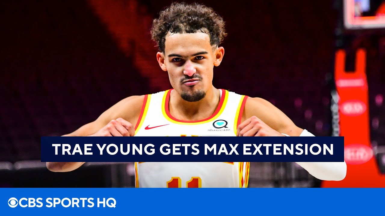 Trae Young agrees to max extension with Hawks
