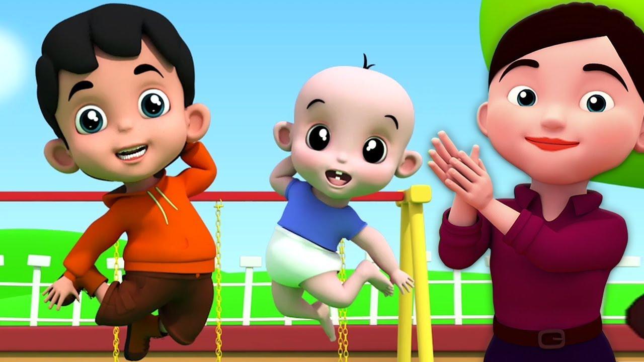 Jika Anda Bahagia dan Anda Tahu Itu | sajak anak | If You're Happy | Kids Tv Indonesia | Lagu Anak