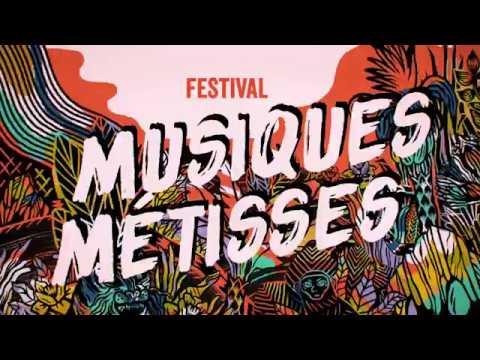 Teaser Musiques Métisses 2017