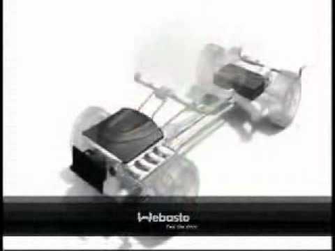Как работает авто подогреватель Webasto?