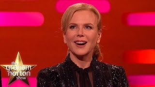 The Graham Norton Show - Nicole Kidman, Julie Walters, Hugh Bonneville, Take That
