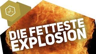 Die fetteste Explosion - Die Explosion des Oppauer Stickstoffwerkes