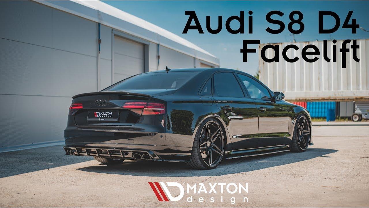 Kelebihan Audi D4 Spesifikasi