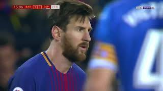 Barcelona vs Espanyol FULL Match HD 25 01 2018