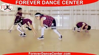 KIDS DANCE Video Dance Choreography - KIDS Hip Hop Dance Video