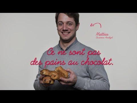 Mattias - Business Analyst - La Lorraine Bakery Group - FR