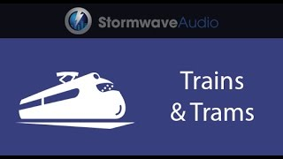 Moving Train SFX (Royalty-Free Sound Effects)