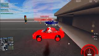 (Roblox Driving Simulator) Doing a Couple of Races