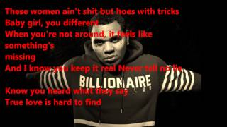 Pusha T - Trust You ft. Kevin Gates - Lyrics