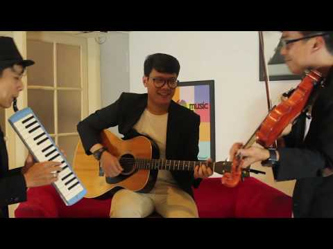 Cintaku - Chrisye Cover By The Red Sofa Ft YOYO