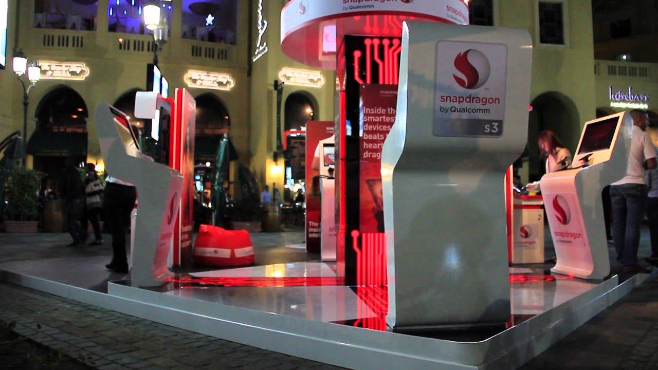 Qualcomm JBR Activation - Dubai 2012