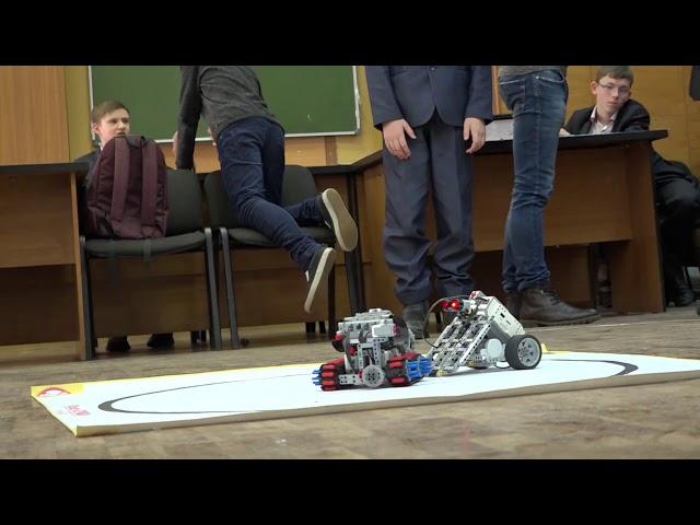 Робототехника  Состязания Сумо