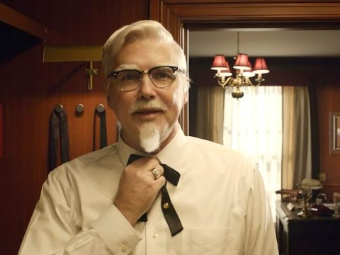 Kfc Commercial 2015 Creepy List of Synonyms...