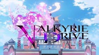 Valkyrie Drive: Bhikkhuni - PC Gameplay Footage
