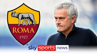 Jose Mourinho appointed Roma head coach for next season
