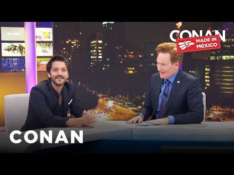 Full ConanMexico  With Diego Luna