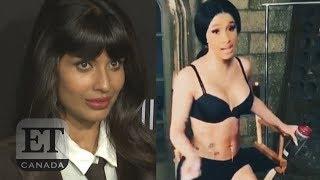 Jameela Jamil Slams Cardi B's Detox Tea Endorsement