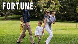 Ivanka Trump Battled Postpartum Depression I Fortune