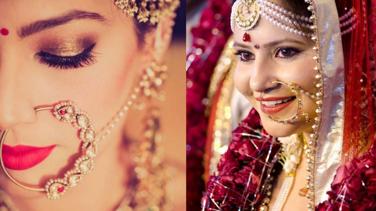 Beautiful Nath Designs That All Brides-To-Be Can Don On Their ...