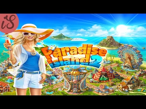 Paradise Island 2 iOS & Android Gameplay HD